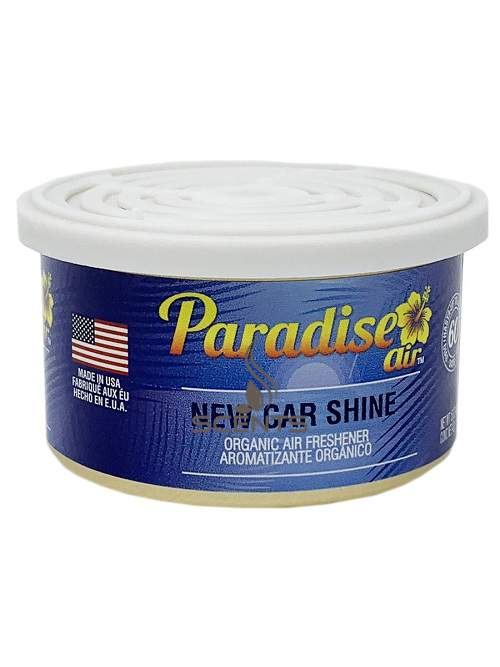 Ароматизатор для авто Paradise Air New Car Shine